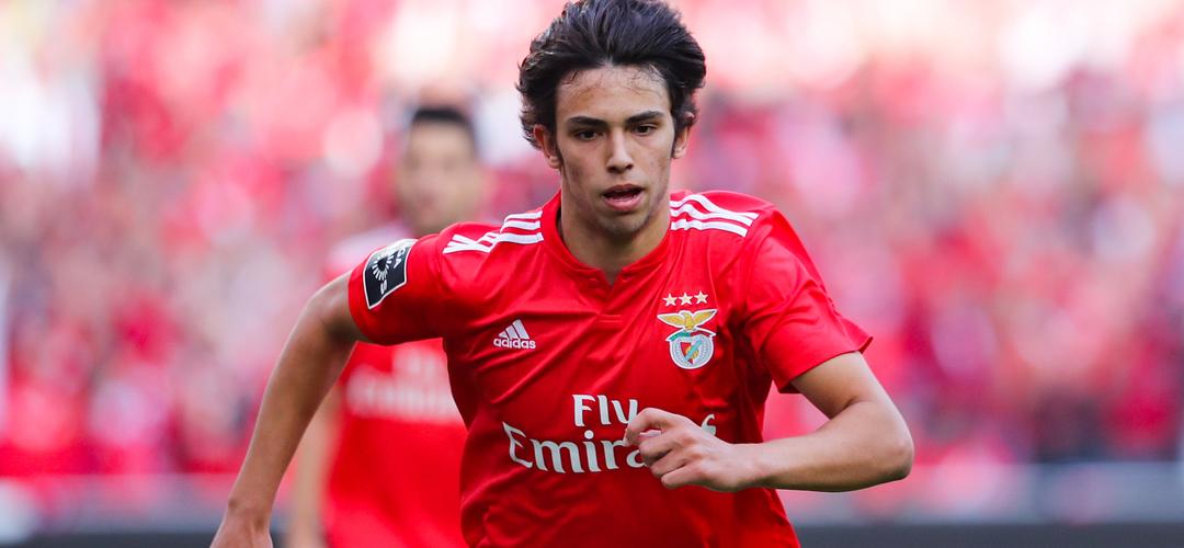 """João Félix? """"Há conversas, mas não chegou nenhuma oferta ao Benfica"""""""