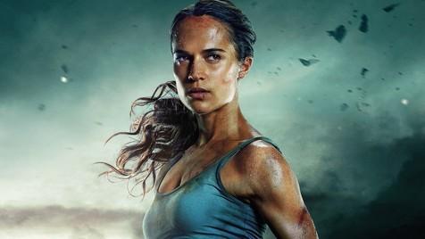 Tomb Raider é melhor do que dizem