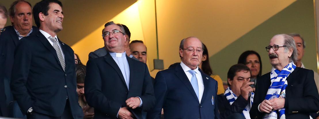"""Pinto da Costa: """"Se Rui Moreira tivesse avançado, eu não me candidatava"""""""
