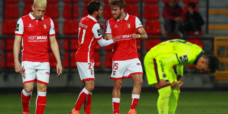 'Super Braga' é a equipa que mais marca nos últimos 70 anos