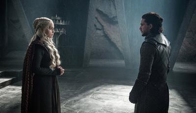 """""""A Guerra dos Tronos"""": Jon Snow imita dragão de Daenerys"""