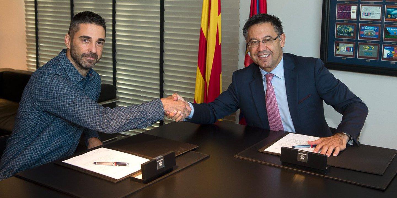 Basquetebol: Navarro tem 37 anos e acaba de renovar por dez épocas com o Barcelona