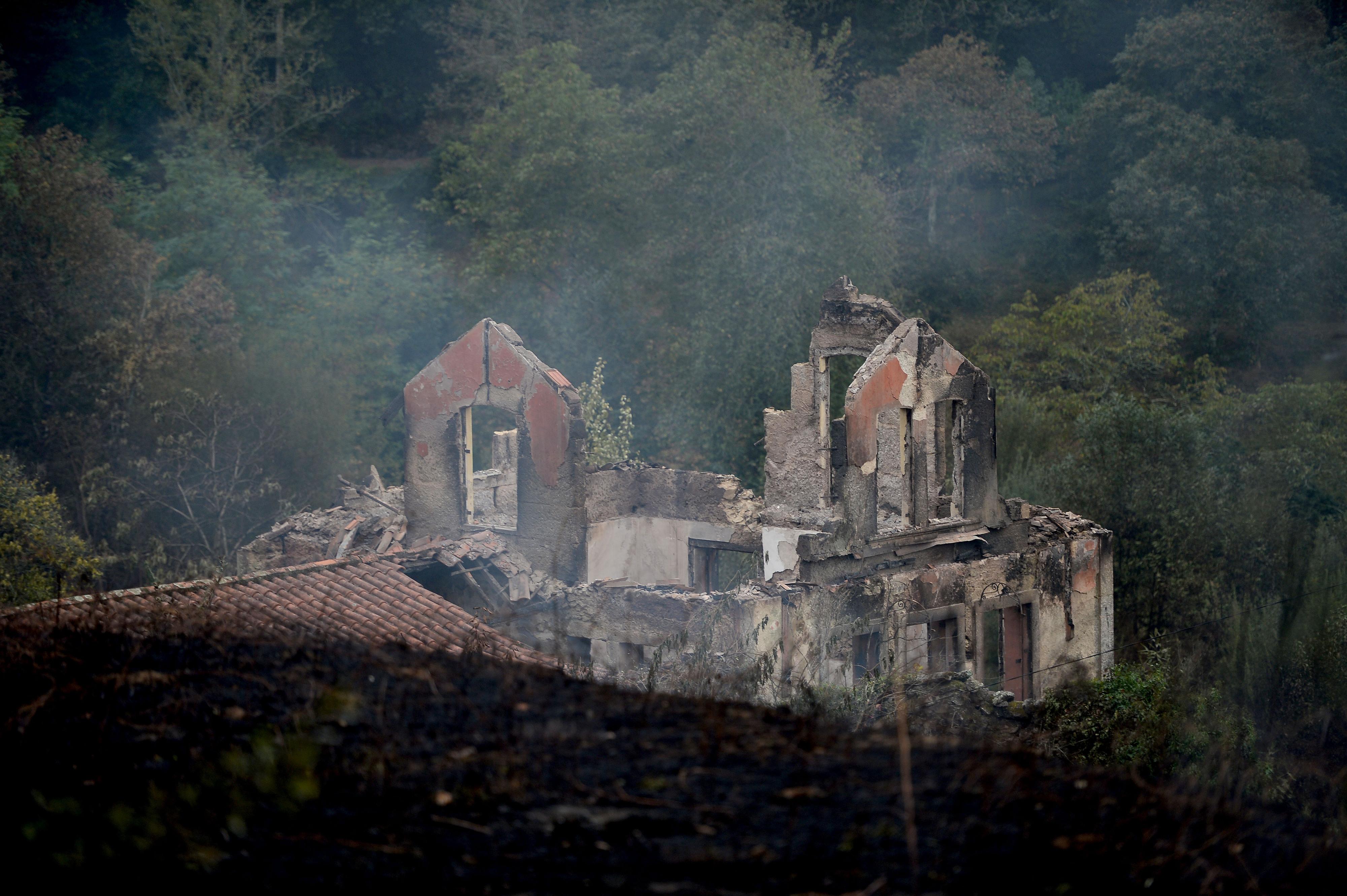"""""""Para os bancos vão milhões, para as florestas sobram tostões"""", ouviu-se em Braga"""