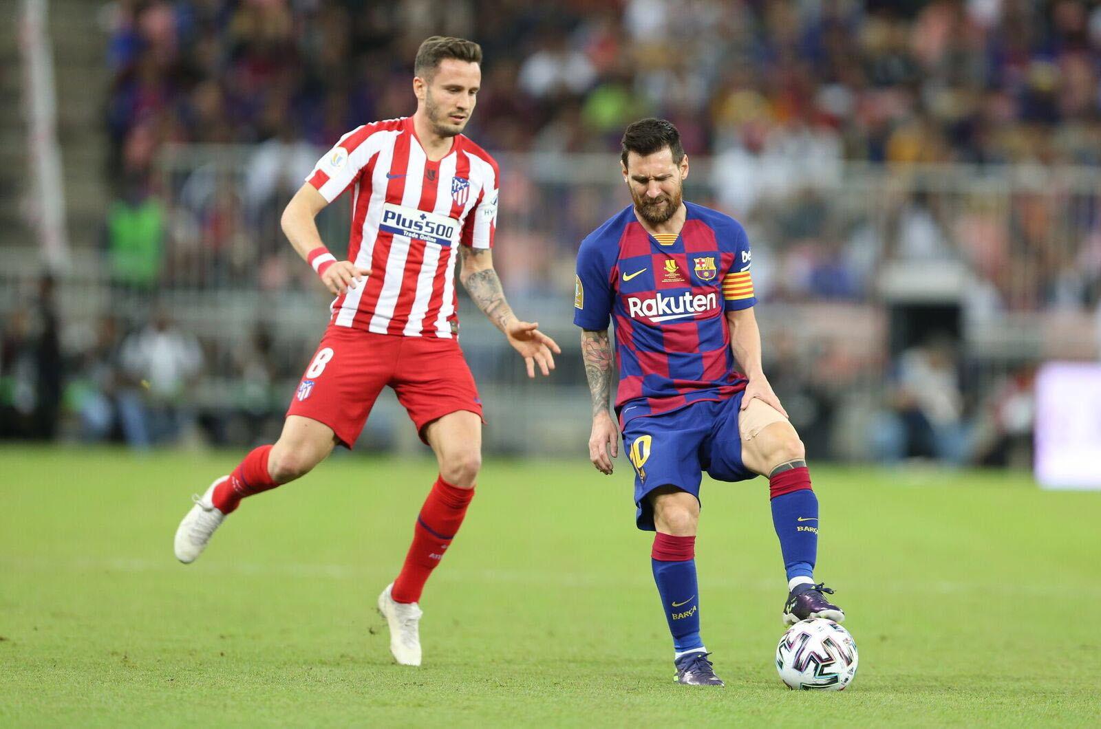 Liga espanhola não regressa antes de 28 de maio