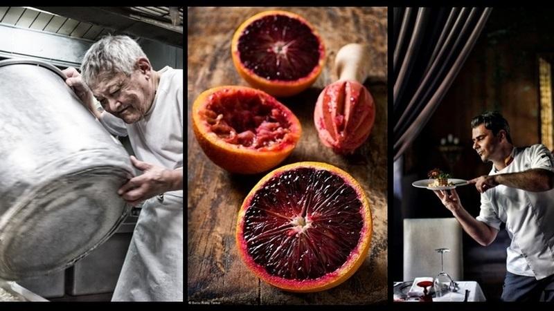 Estas são as melhores fotografias de comida de 2018. E são espantosas