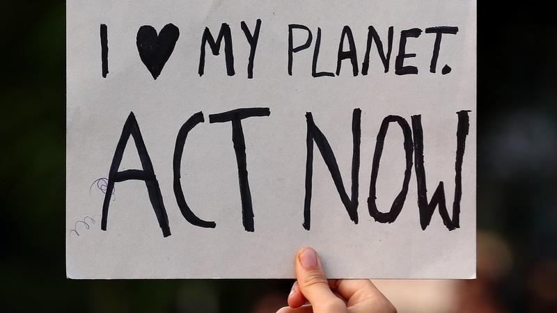 Alterações climáticas: Juventude mundial reúne-se em Nova Iorque para exigir ação