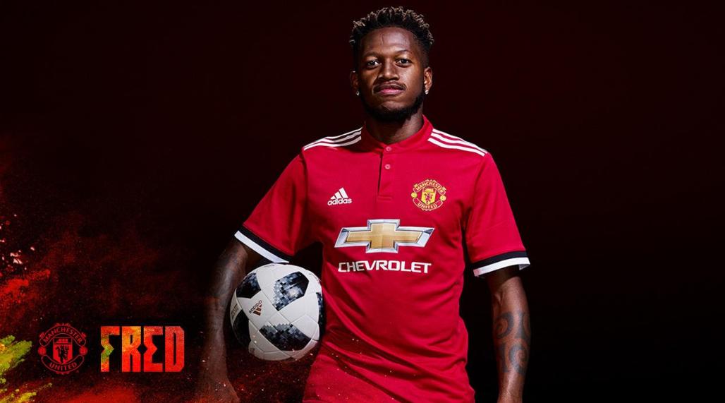"""Fred já é jogador do Manchester: """"Não podia perder a oportunidade de trabalhar com Mourinho"""""""