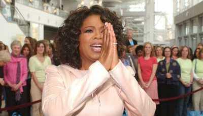 Depois de Steven Spielberg e Jennifer Aniston, Oprah Winfrey também vai produzir programas para a Apple