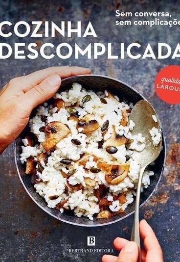 """Ganhe o livro """"Cozinha Descomplicada"""""""