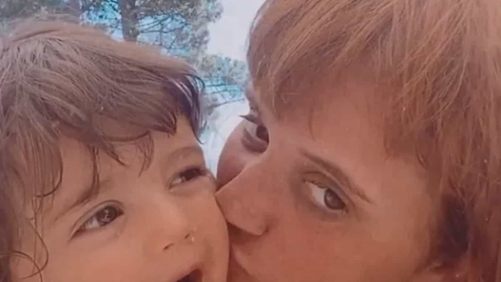 """Carolina Deslandes mostra como o filho está crescido. """"Não acredito"""""""