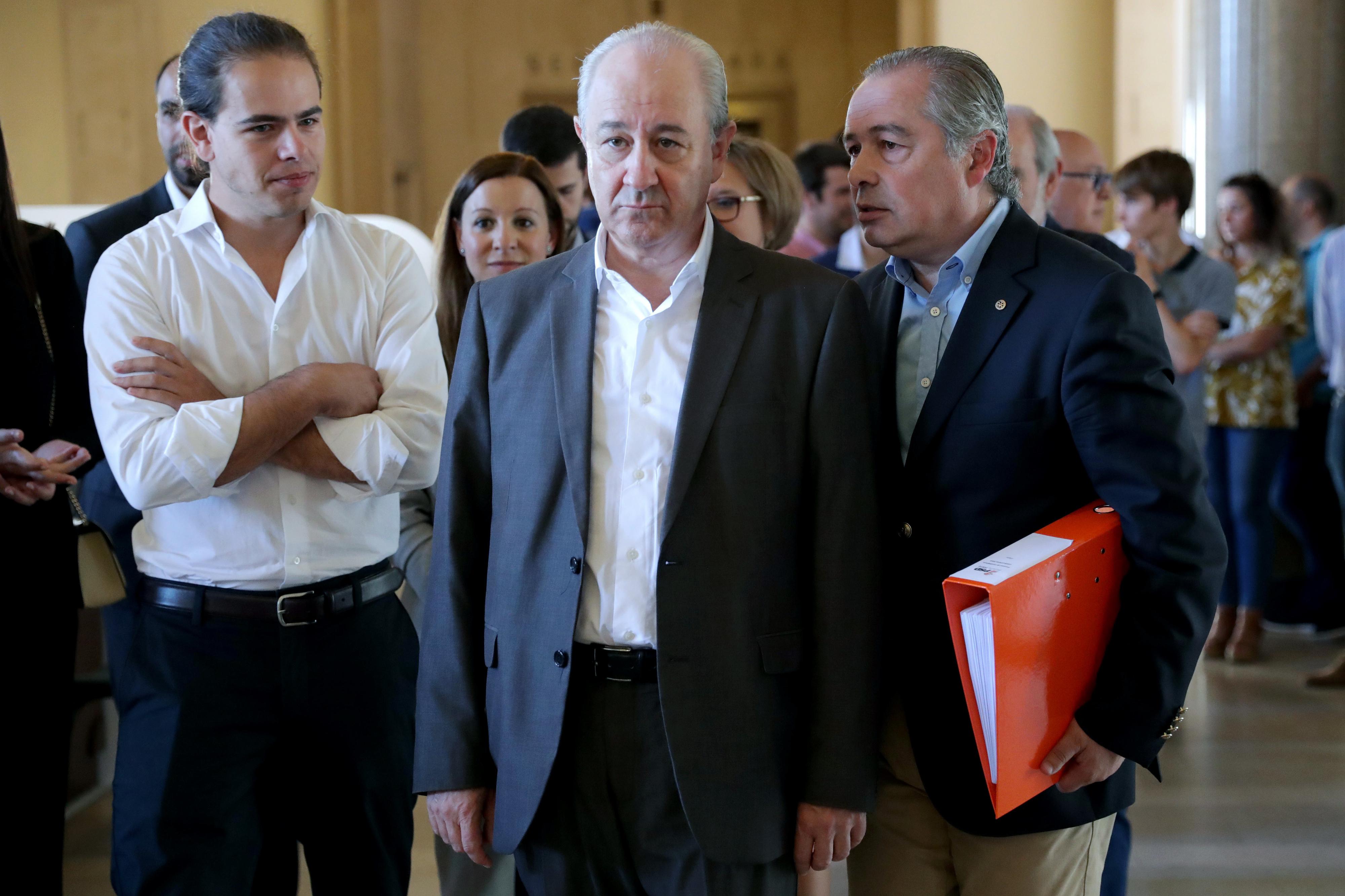 Eleições. Rui Rio aponta brutal degradação dos serviços públicos