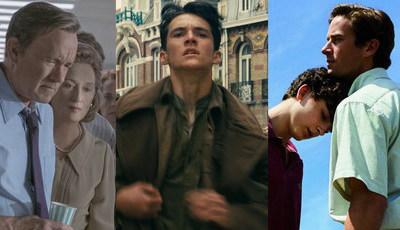 Óscares: Os 15 filmes mais fortes que estão na corrida