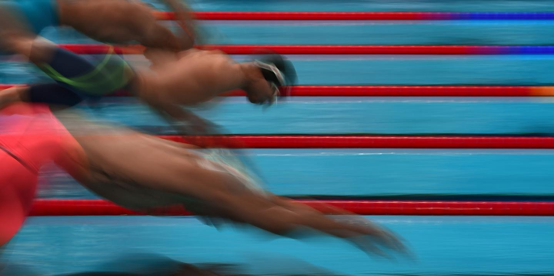 Natação: Adriano Niz É campeão dos 400 metros livres dos Mundiais de veteranos