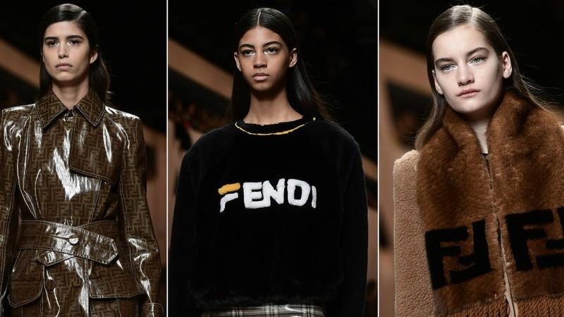 Fendi e Fila: A parceria (não oficial) que deu que falar no desfile da marca italiana