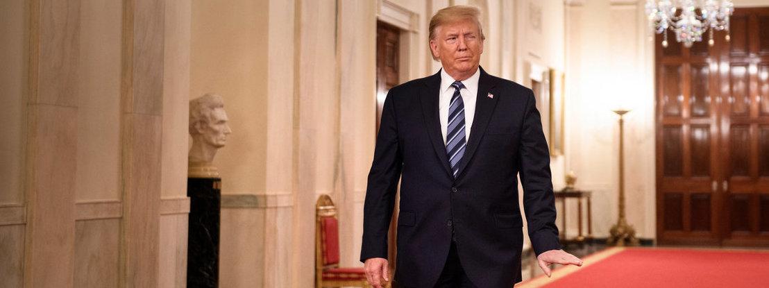 Discurso de Trump leva a ganhos modestos em Wall Street