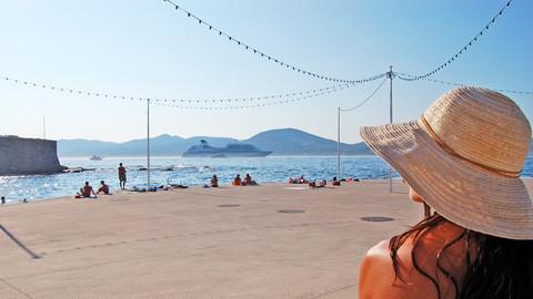 Sentir o glamour de Côte d' Azur