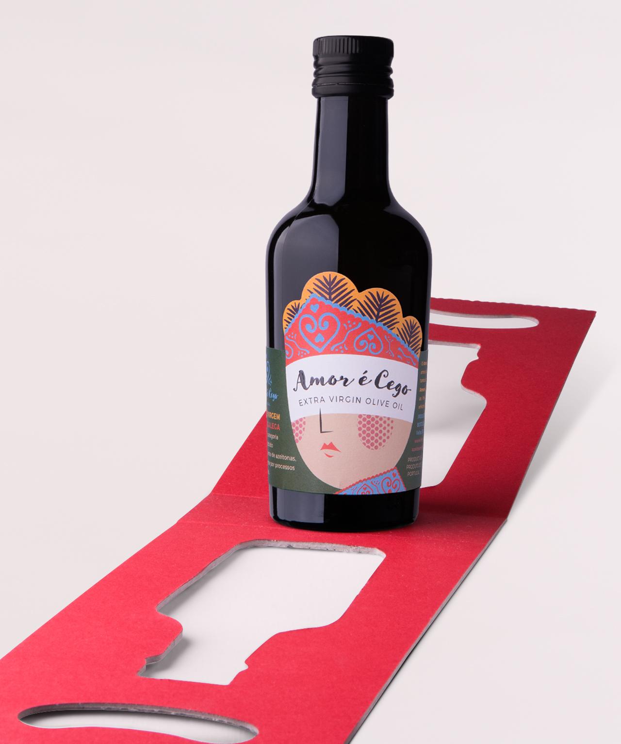 """No Alentejo o """"Amor é Cego""""e chega-nos numa garrafa de azeite"""