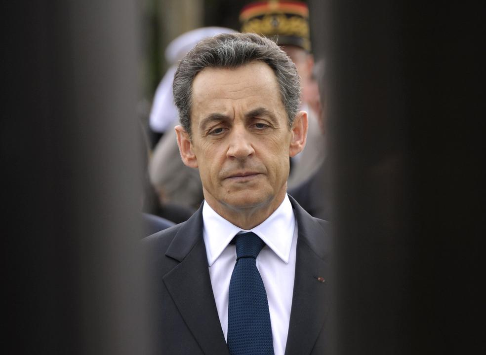 Nicolas Sarkozy detido por suspeitas de financiamento ilícito de campanha