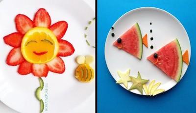 Comida saudável e crianças não combinam?! Agarre estas ideias
