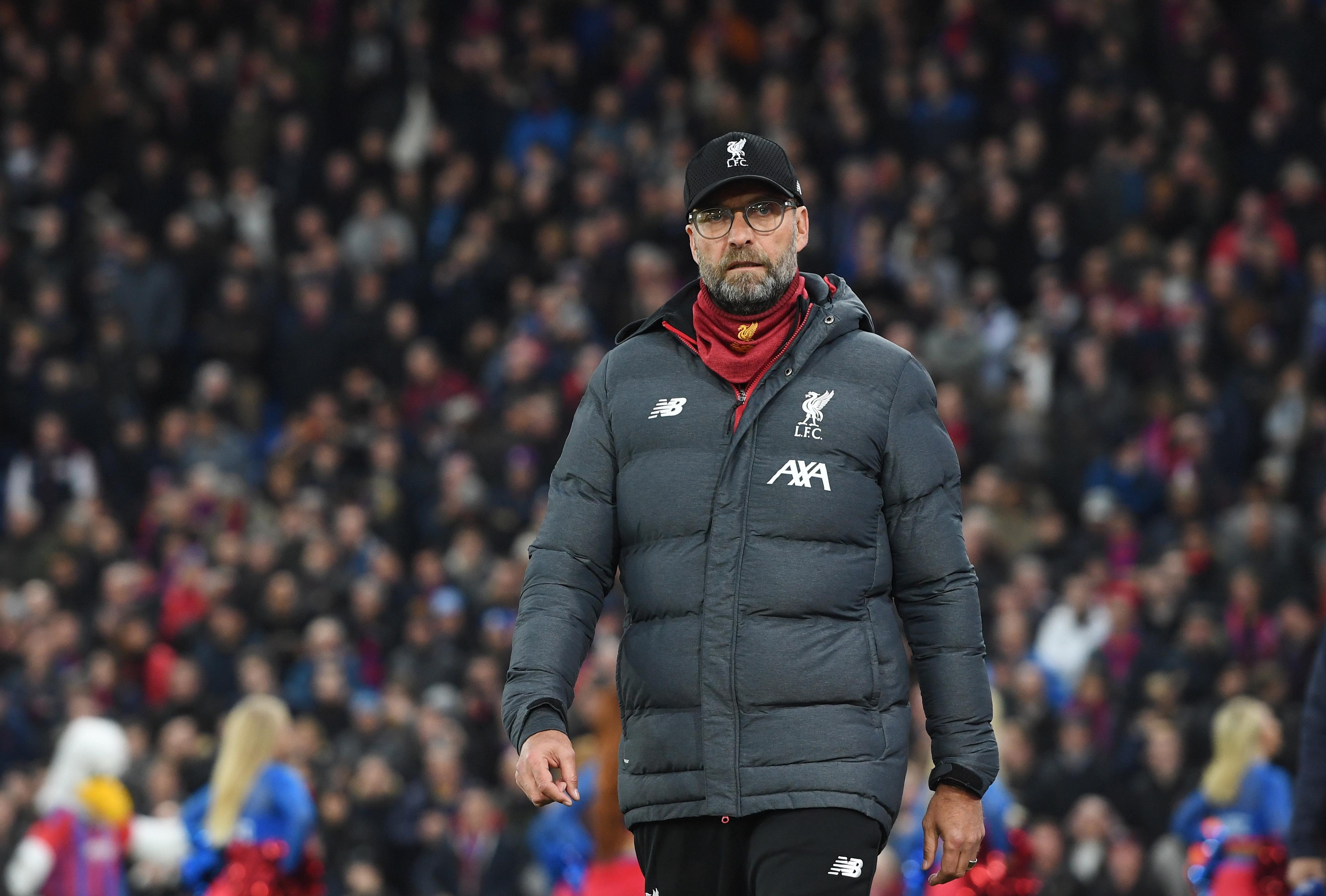 """""""É impossível dominar a Premier League como o United fez"""", diz Klopp"""