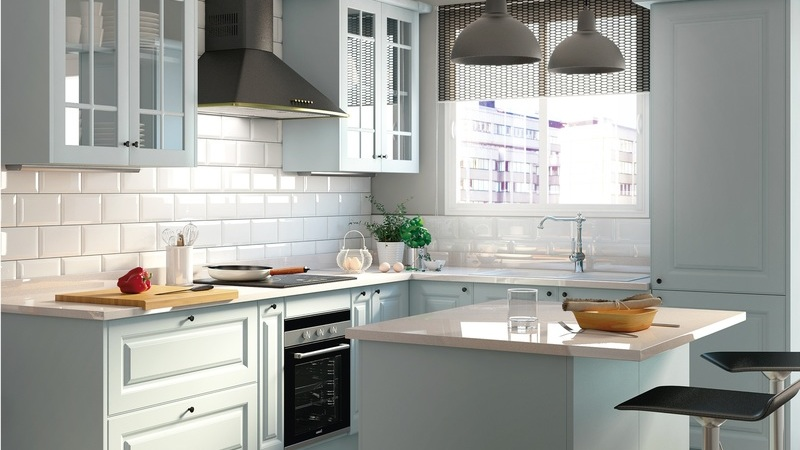 Organize a sua nova cozinha