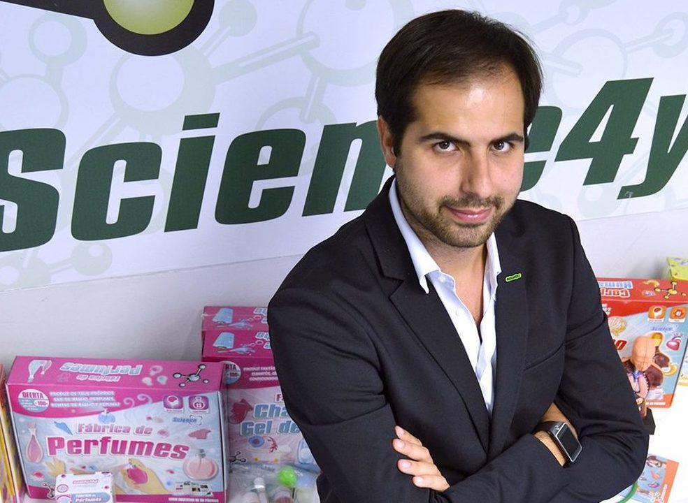 """Miguel Pina Martins: """"Quando a Sonae caiu, devíamos ter parado a OPV da Science4You. Foi um erro"""""""