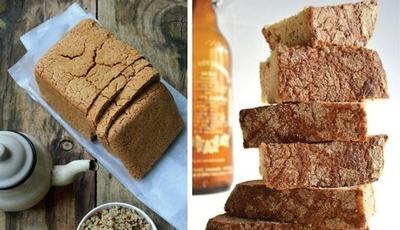 5 saborosos e nutritivos pães sem glúten. A sua saúde agradece