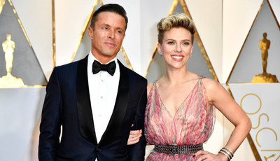 Os casais que deslumbraram na noite dos Óscares