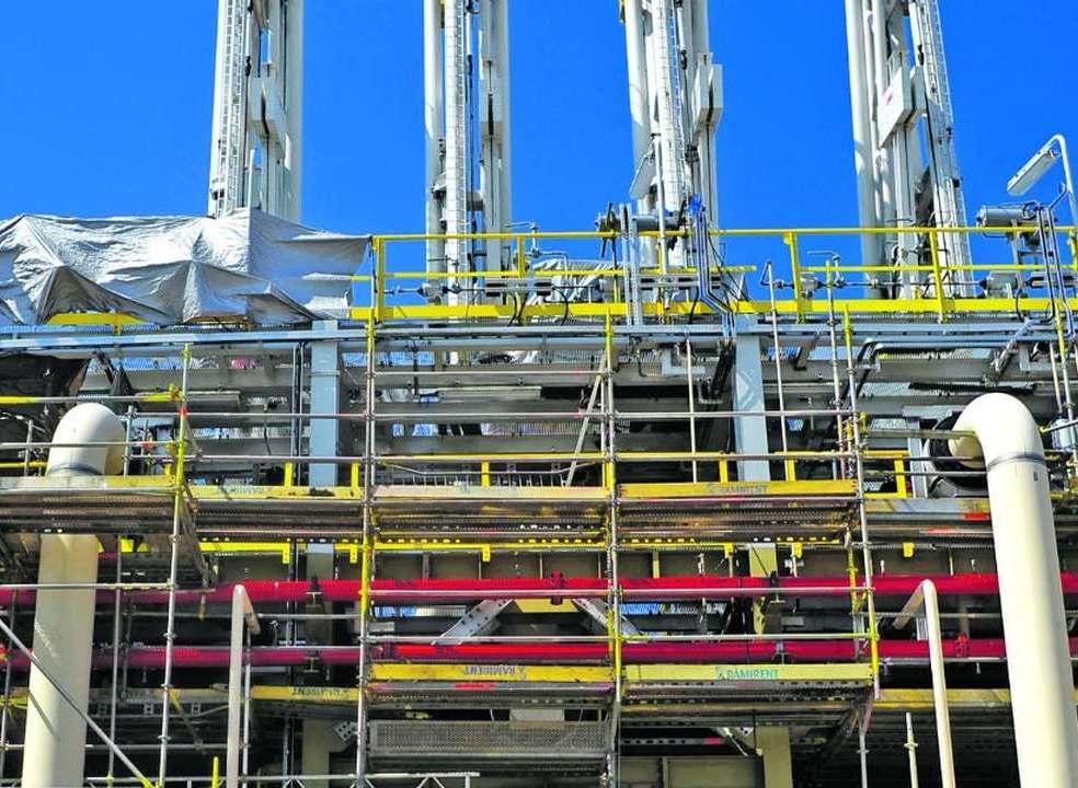 Relatório da direção de energia admite risco de parte do país ficar sem gás