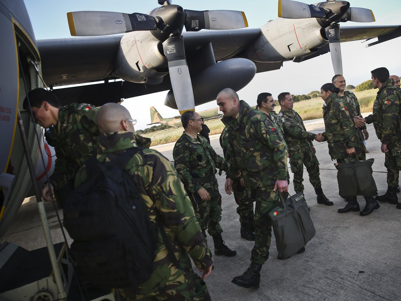 Militares portugueses terminam missão da NATO no Kosovo ao fim de 18 anos