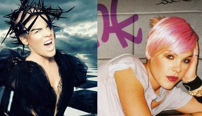 Pink anima multidões e ganha milhões: o passado e o presente da cantora