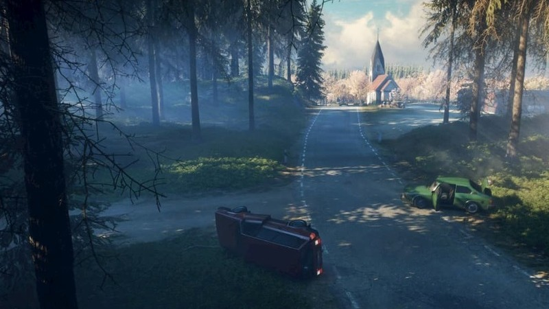 Generation Zero chega em breve ao PC e consolas PS4 e Xbox One