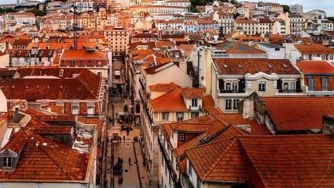 Sobre os turistas em Lisboa
