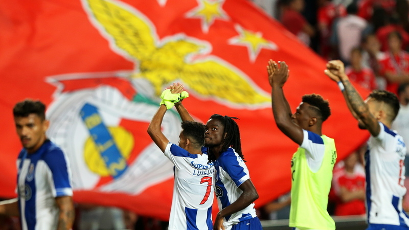 A lição tática de Conceição ou como o FC Porto venceu tranquilamente na Luz