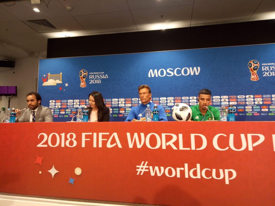 """Dirar está impressionado com Ronaldo mas lembra: """"Portugal tem muitos jogadores que podem fazer a diferença"""