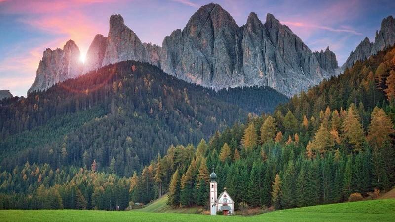 Os 10 melhores destinos de montanha na Europa. Portugal incluído