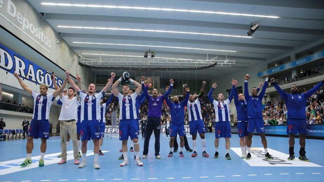 FC Porto consagra-se campeão nacional de andebol