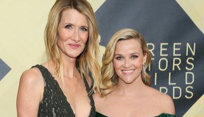 """Big Little Lies"": Reese Witherspoon e Laura Dern partilham imagem do regresso"