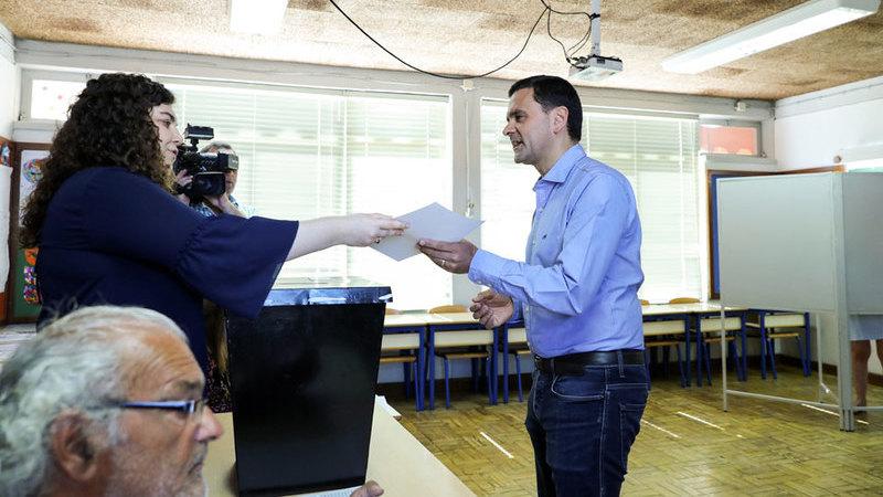 Resultados oficiais: Com 95% das freguesias apuradas, PS lidera com 33,9%