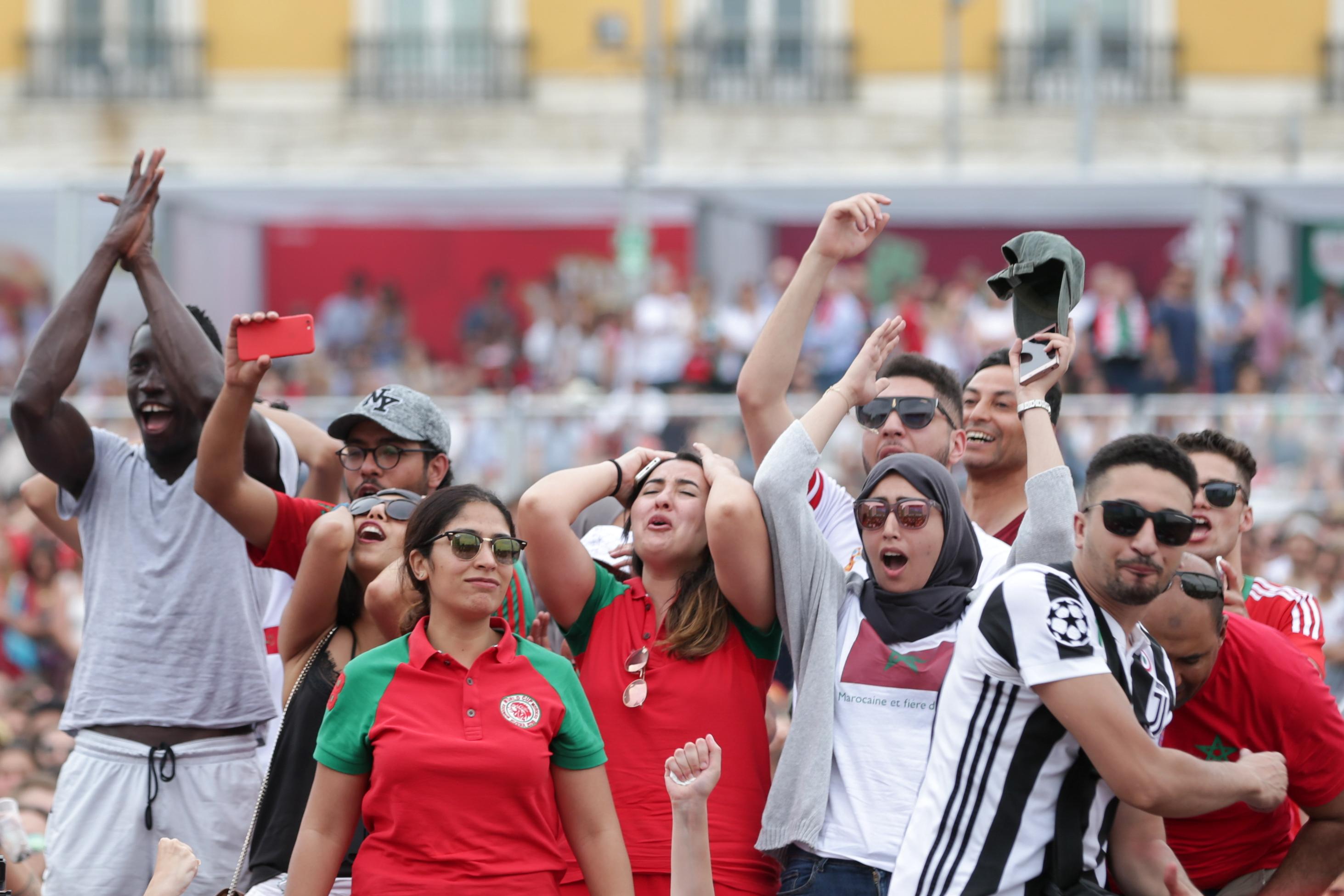 Portugal-Marrocos: Deceção e orgulho contido marcam sentimento dos marroquinos