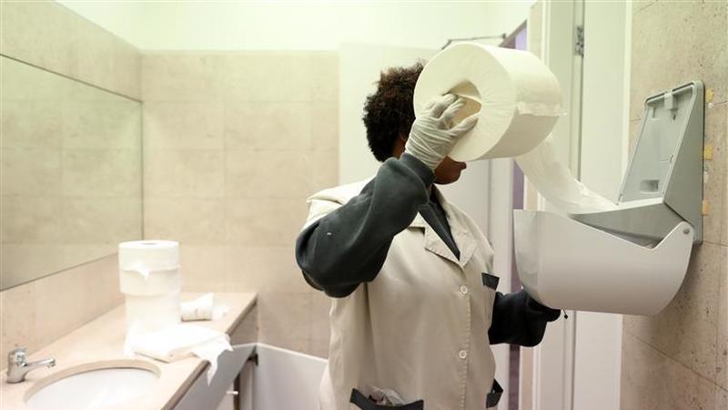 Empregadas de limpeza. A linha invisível da pandemia