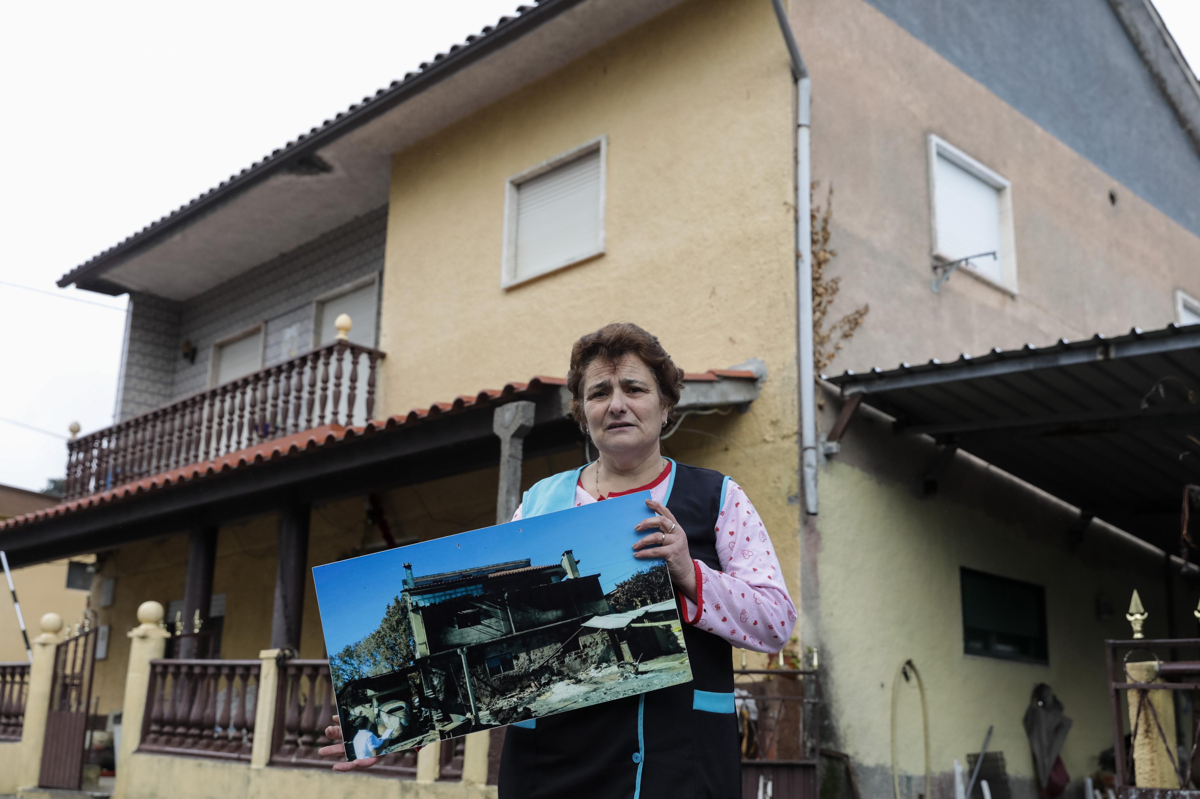 Pedrógão Grande: Recuperação das casas ultrapassa a centena e acelera para o Natal