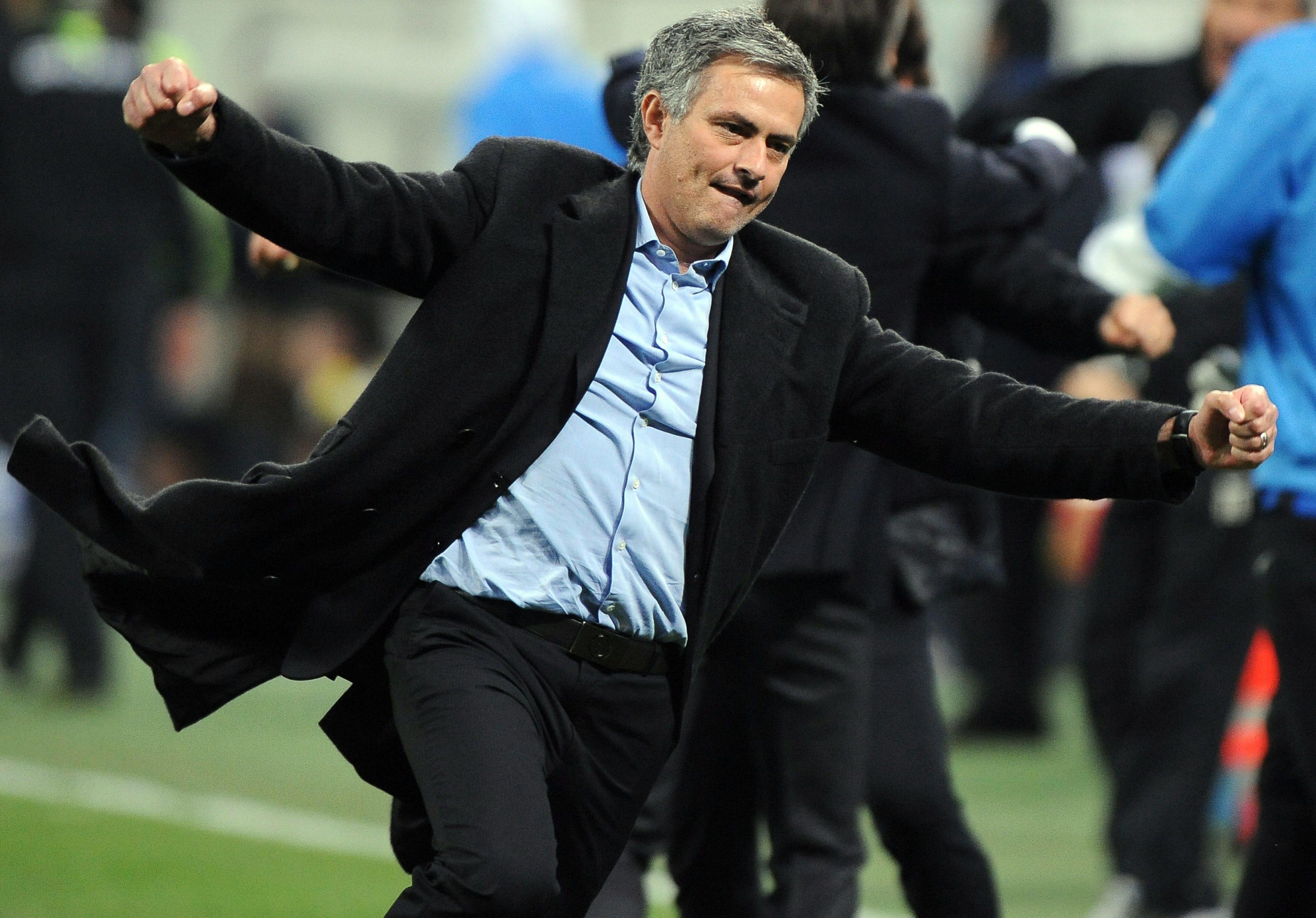 Marotta ainda agora começou a trabalhar e já quer Mourinho em Milão