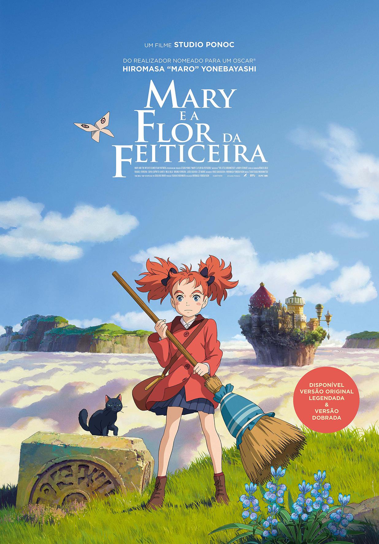 Mary e a Flor da Feiticeira (PT-PT) (2017)