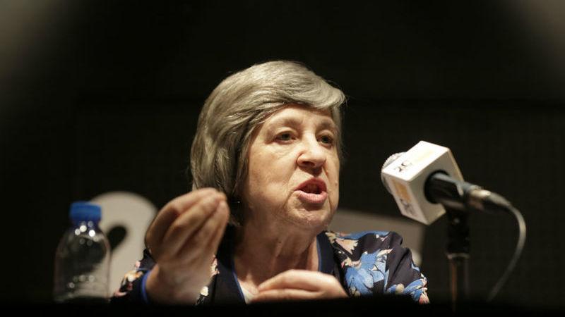 Helena Roseta defende saída de Manuel Salgado da empresa de reabilitação urbana de Lisboa
