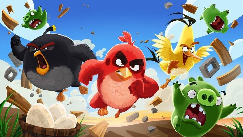 """Com """"apenas"""" 10 anos Angry Birds somam 4,5 mil milhões de downloads, dois filmes e mais de 1,8 mil milhões de produtos"""