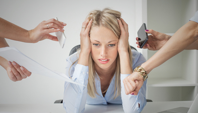 Estratégias para minimizar os efeitos do stresse na vida profissional