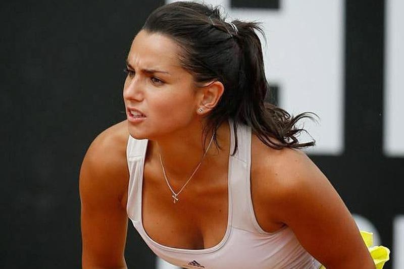 As meninas bonitas de Roland Garros