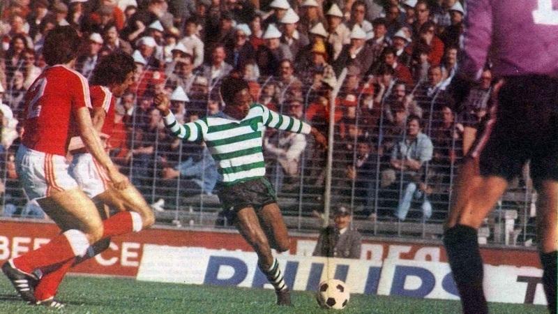 Morreu Jordão, antigo avançado do Sporting, do Benfica e da Seleção de Portugal