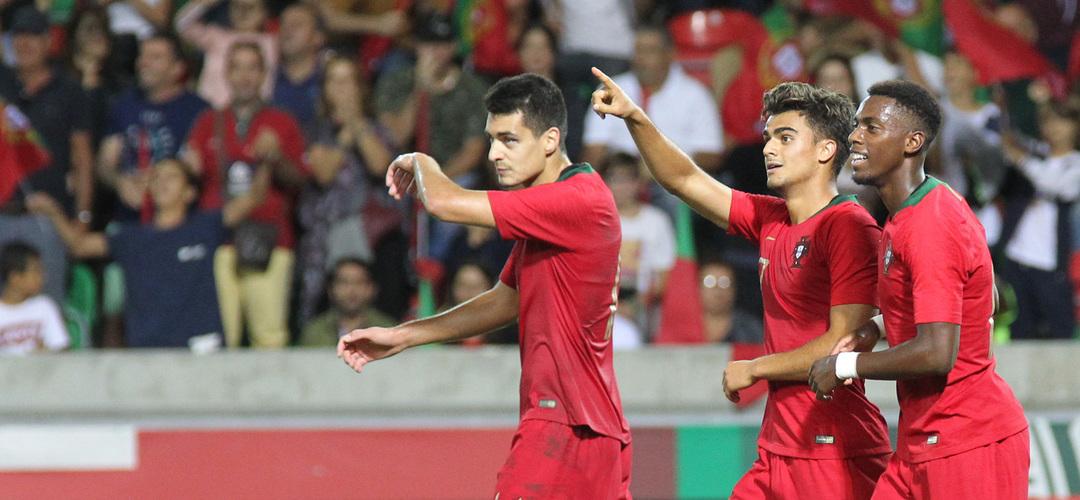 Portugal vai disputar acesso ao Europeu de sub-21 com Grécia, Polónia ou Áustria